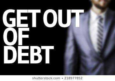 How to get out of debt? Consider what led to your current situation